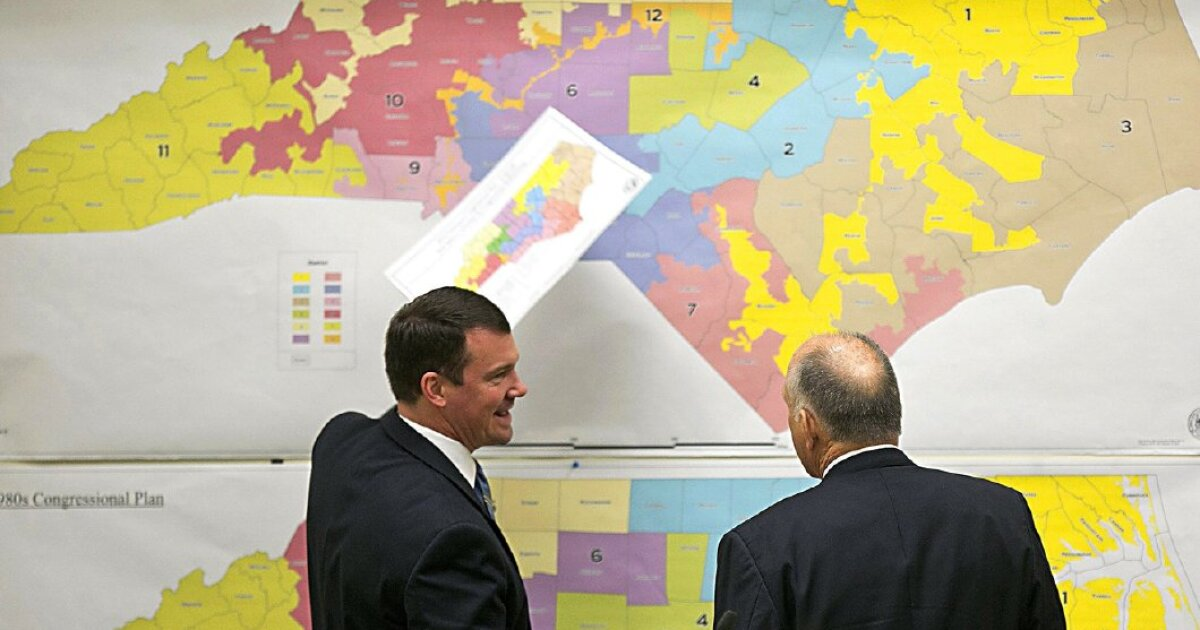 Abstract art at its worst: States need to end partisan gerrymandering