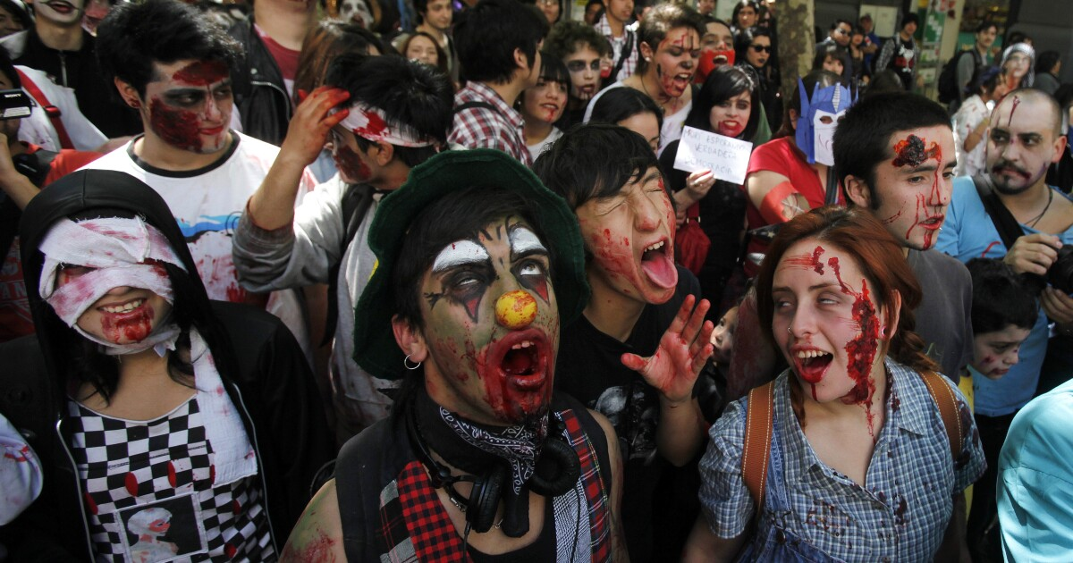 Could your city survive a zombie apocalypse?