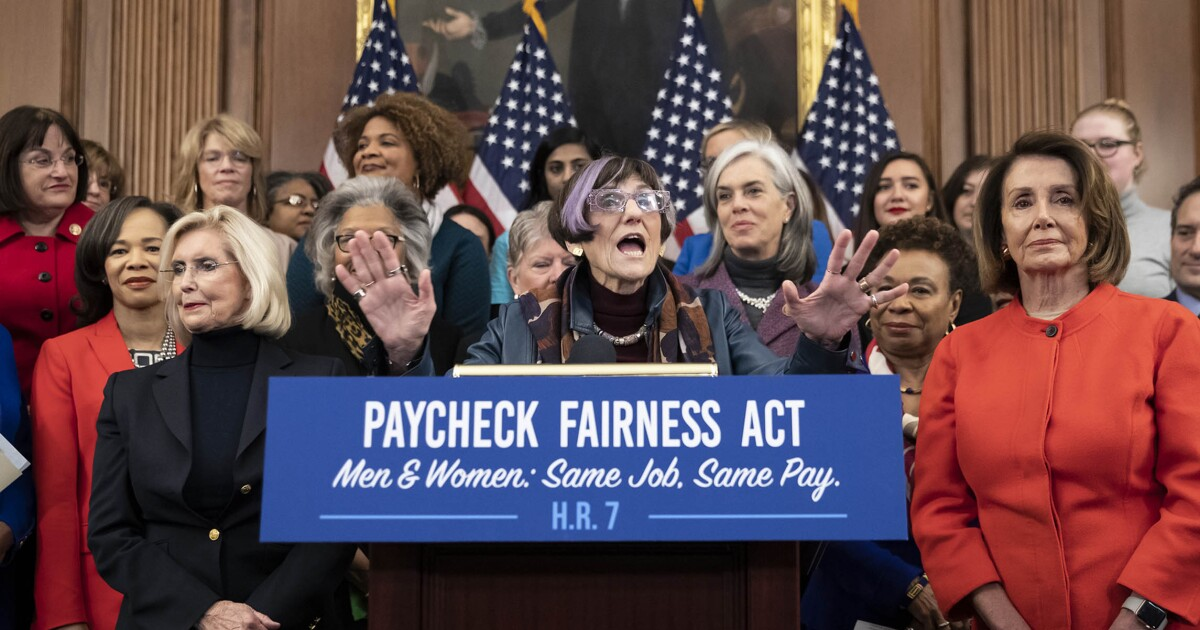 Democrats demand corporate wage data to ensure equal pay for women