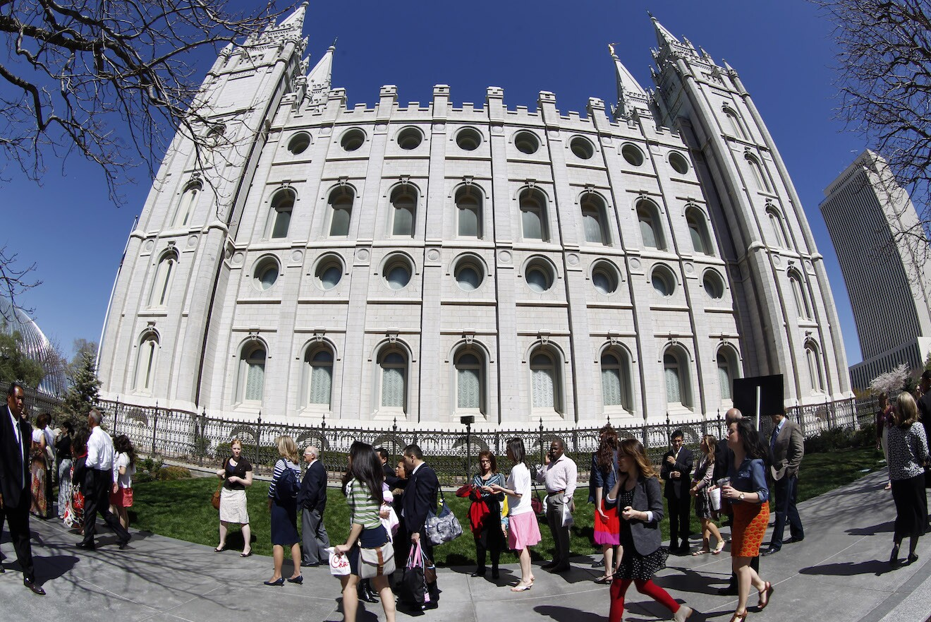 Utahs Mormons Hold Clues To Solving Our Deep Partisan Divide