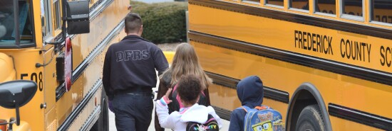 School Bus Crash Walkersville