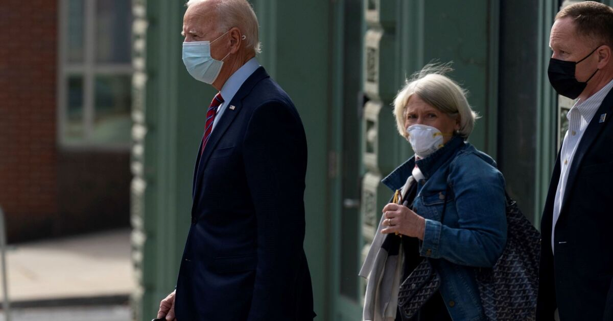 Coronavirus was 'best thing that ever happened' to Biden, key aide says in book
