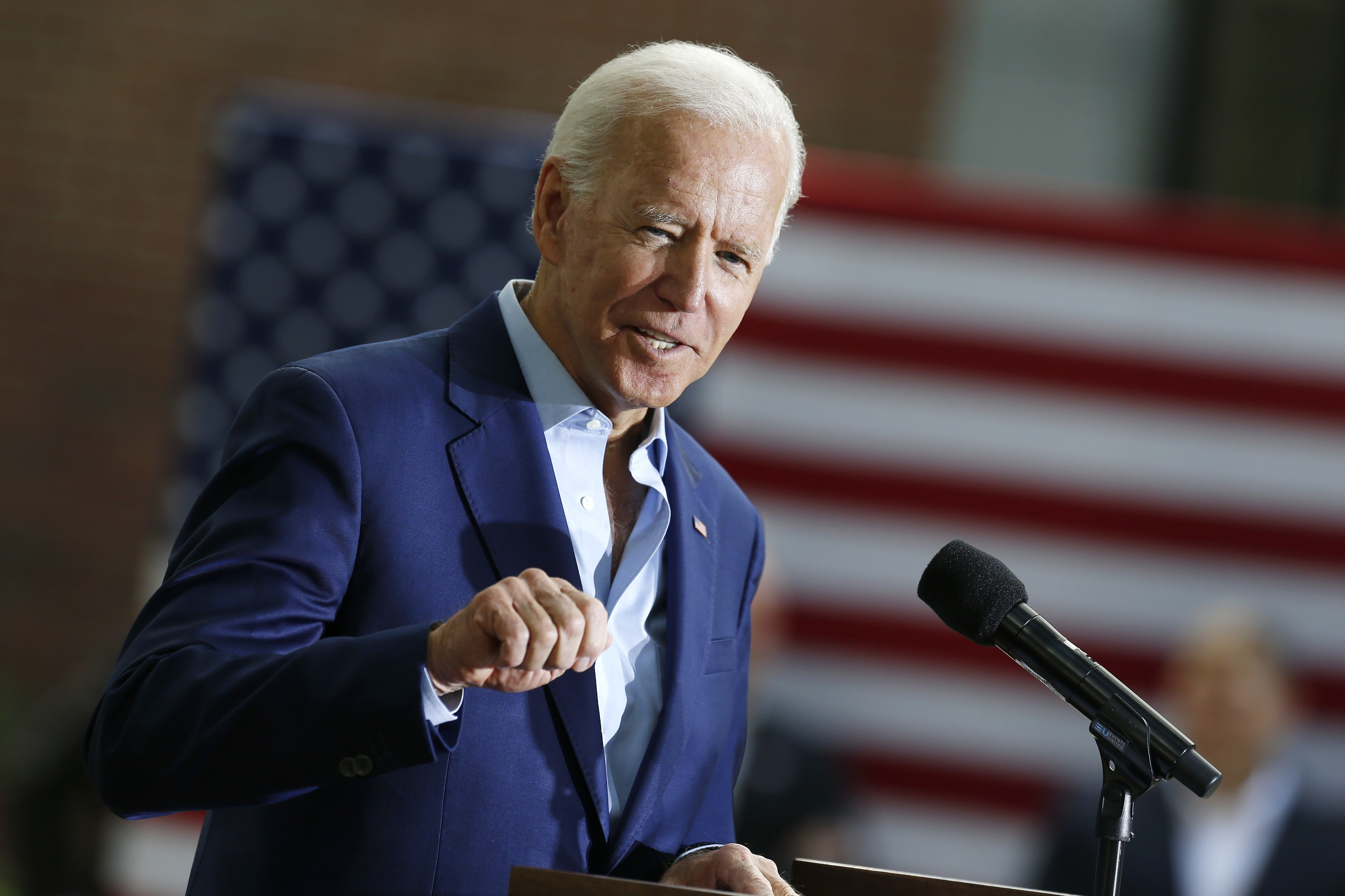 Poll: Americans believe Biden is 30 years too old to be president