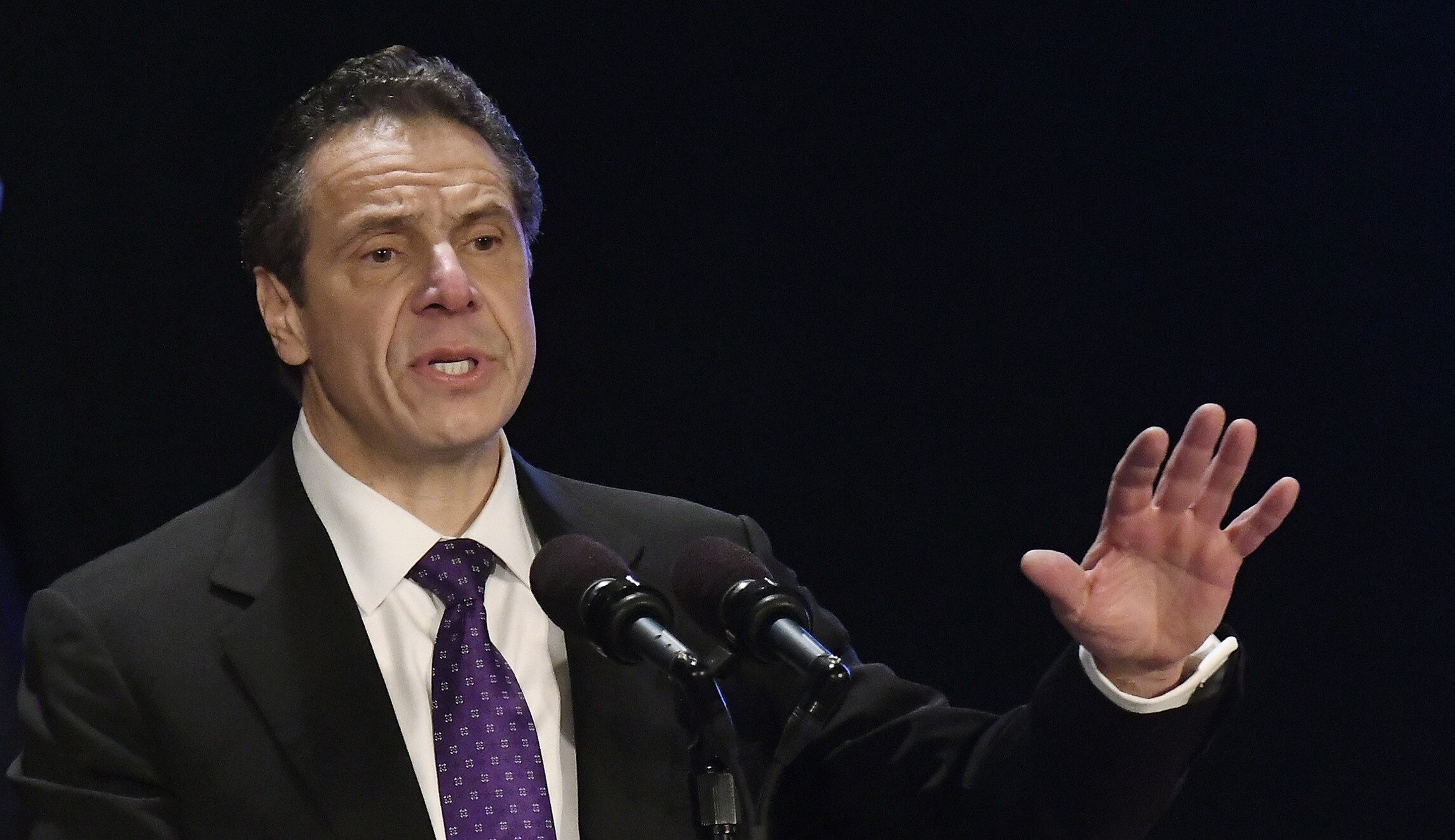 Cuomo says he wants Congress to tackle SALT