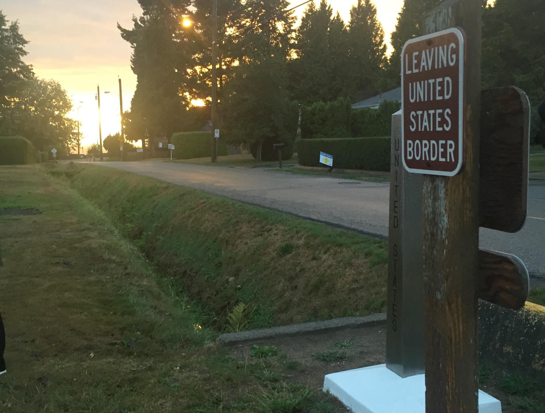 Carte Nexus Canada.U S Canada Border Called Significant Terrorist Pathway