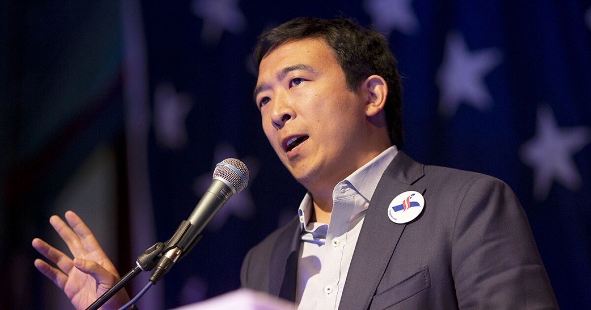 Andrew Yang takes a hard stance against circumcision