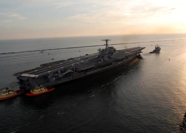 Romney: Virginia shipbuilding jobs on the line in election