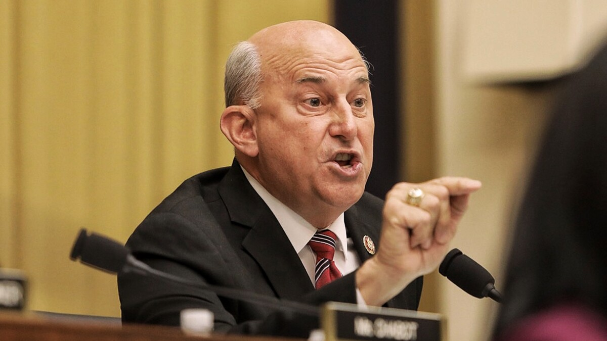'End is now in sight': Louie Gohmert gives apocalyptic prediction of country's collapse