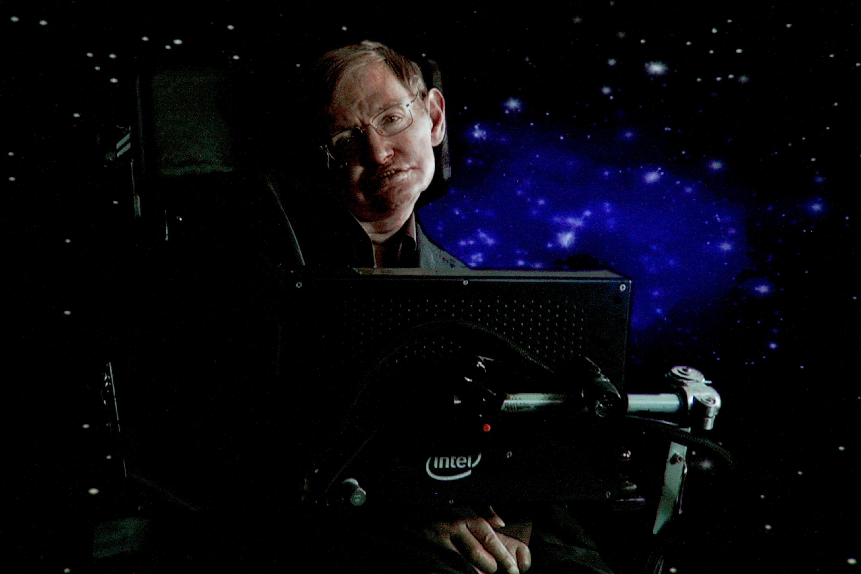 Stephen Hawking Reaches His Last Event Horizon Dies At 76