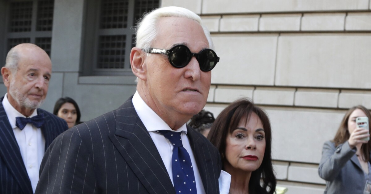 'Cannot allow this miscarriage of justice!': Trump condemns Justice Department seeking up to nine years for Roger Stone 1