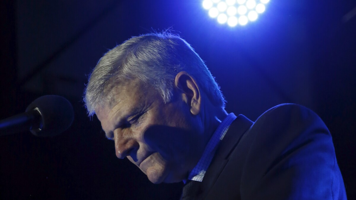 'They could be annihilated': Franklin Graham asks Christians to pray Trump reconsiders Syria decision