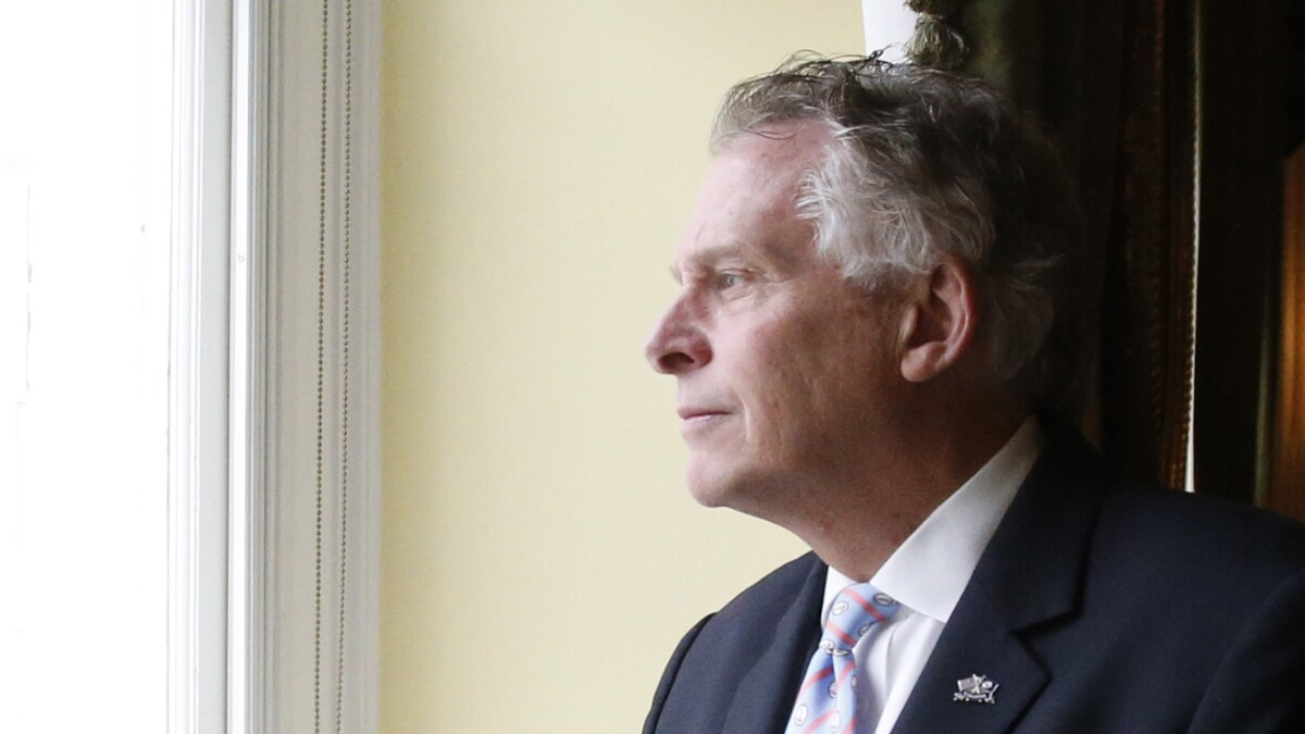 Lingering Charlottesville anger could hurt a McAuliffe bid to return as Virginia governor