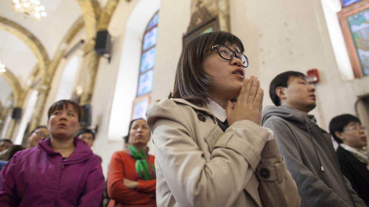 China pastor missing eight months after arrest