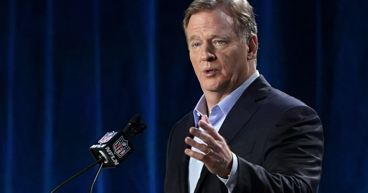 NFL Commissioner Roger Goodell: Report