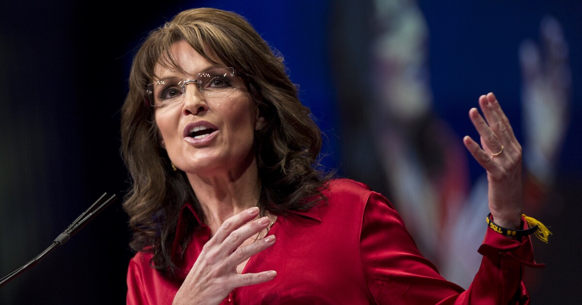 'Her family is a circus': Palin detractors celebrate news of her divorce - Washington Examiner
