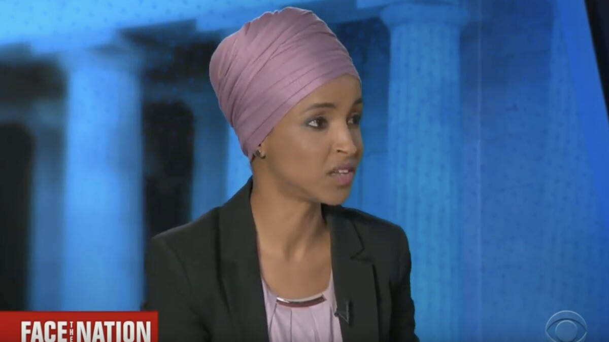 Omar responds to son of 9/11 victim: 'Americans were now treating me as a suspect'