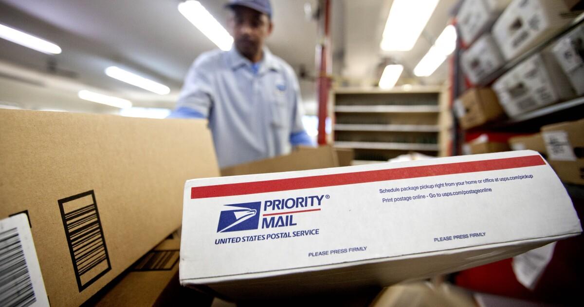 Some Republicans fear Trump postal gambit will push seniors to Biden