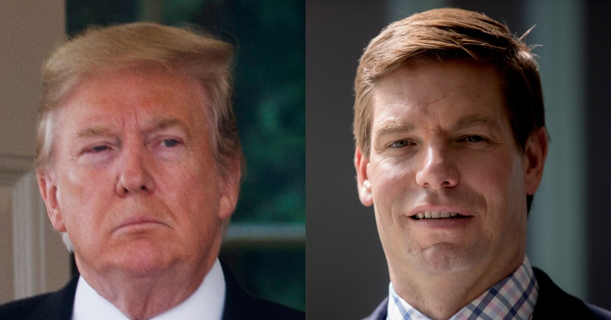Swalwell breaks rank, calls for Trump to be impeached