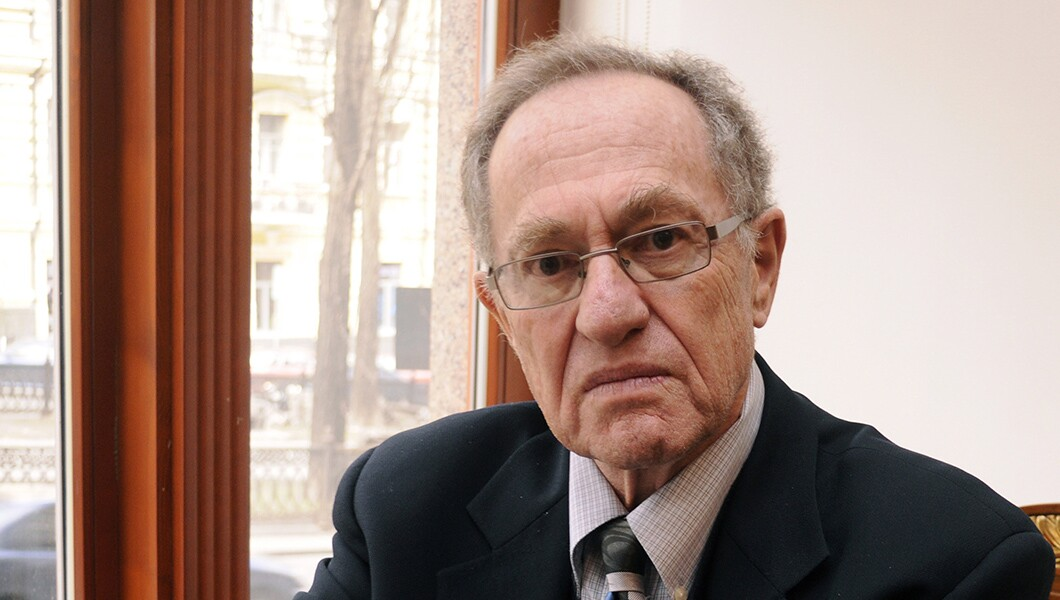 'Open-ended criteria:' Dershowitz says next Democratic president will be impeached