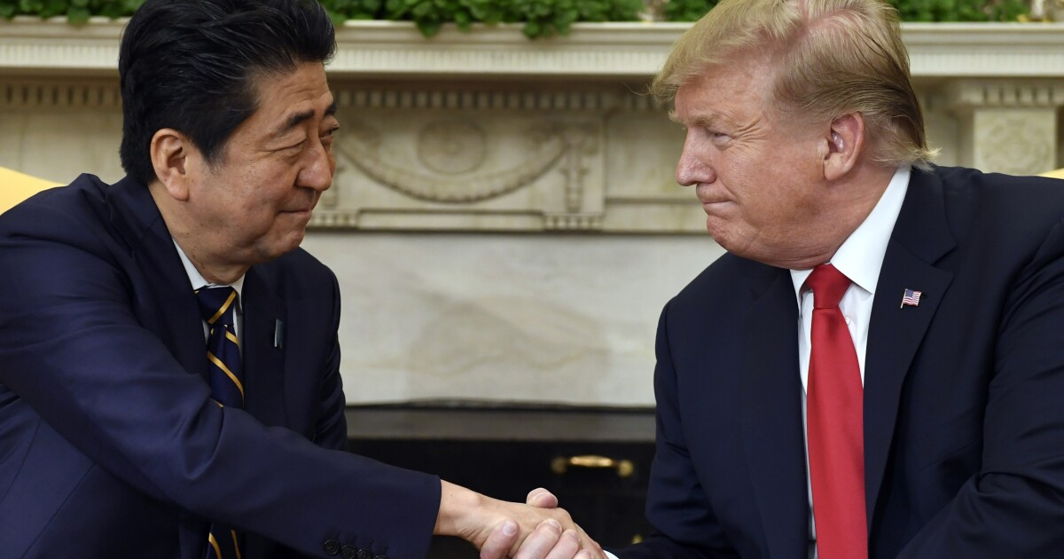 If Trump wants tariffs with China, then look to Taiwan and Japan for trade