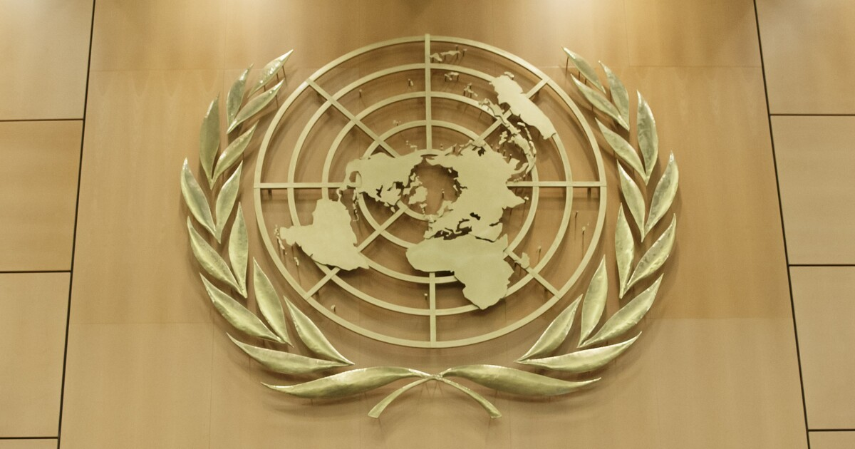Secretary general warns the UN could run out of money by the end of the month