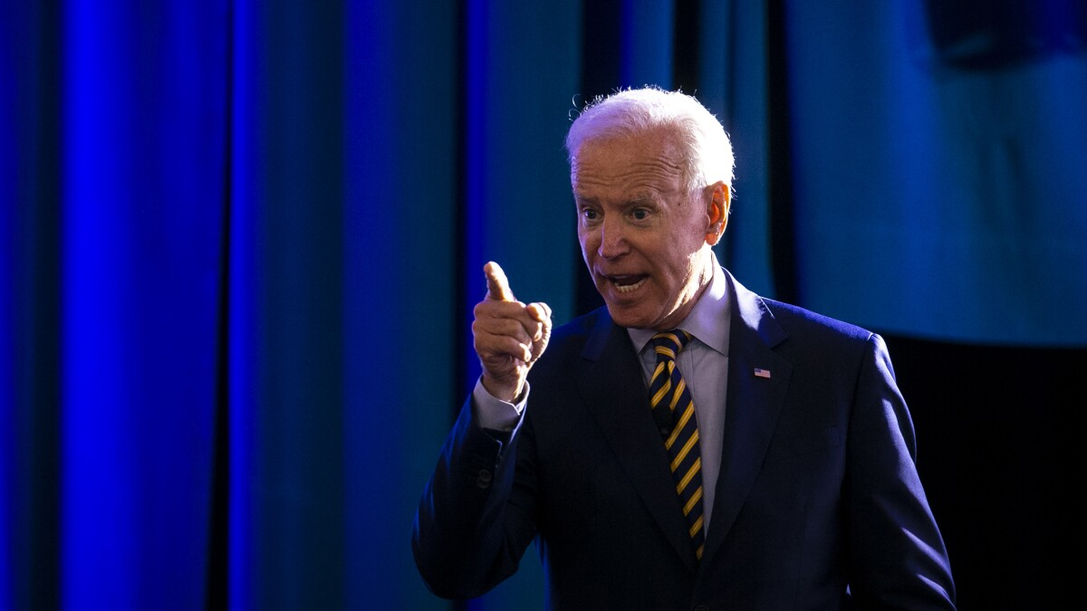 Joe Biden wants to make 22 states more than double their minimum wage. What's moderate about that?