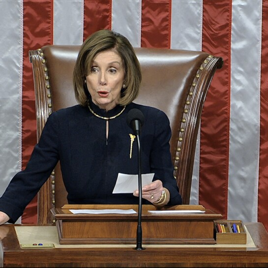 AP Pelosi Trump Impeachment