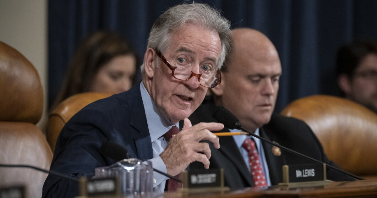 Neal to sue Trump administration over denial of tax returns