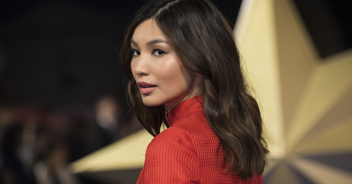 Actress Gemma Chan had to defend playing a white character because Hollywood is insane