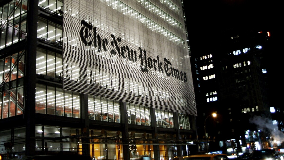 <i>New York Times</i> reporter: 'Too much is being made' of botched Kavanaugh story