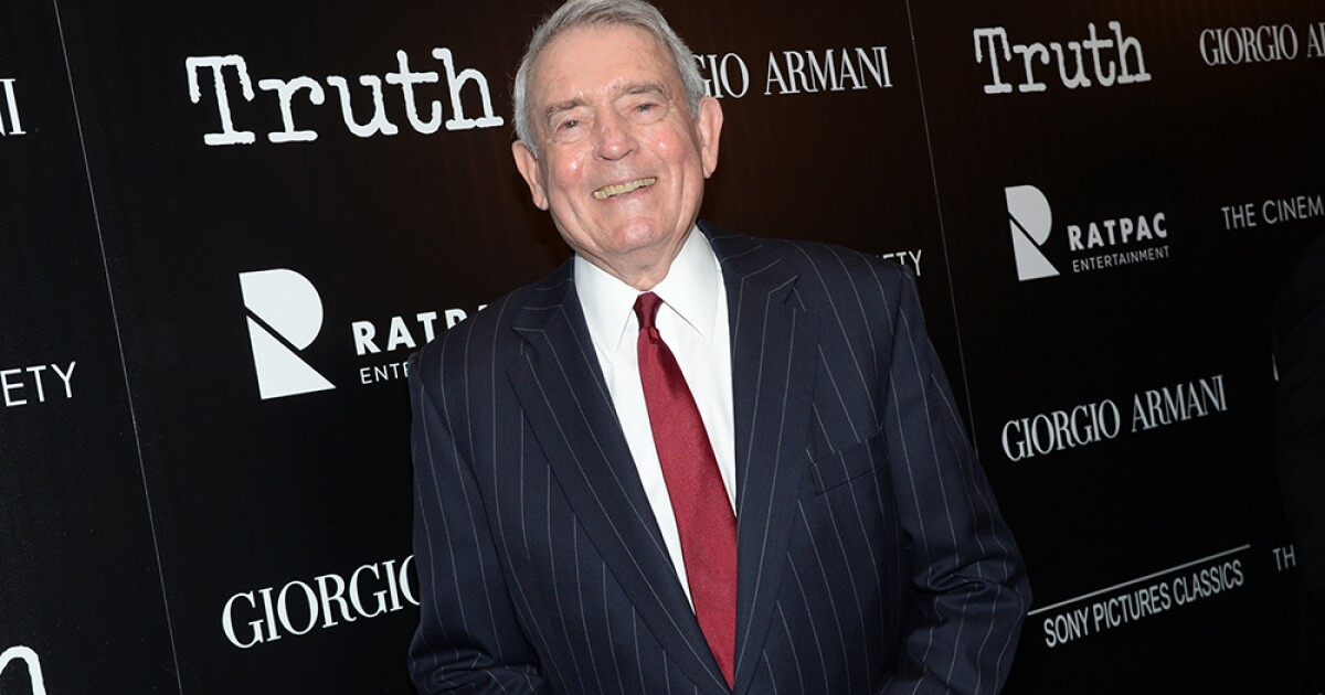 Politico tries to rescue Dan Rather's career