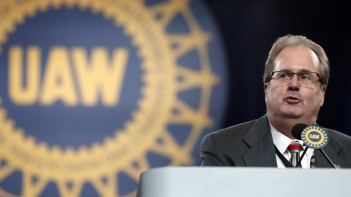 From coercion to corruption to collapse: The UAW's predictable demise
