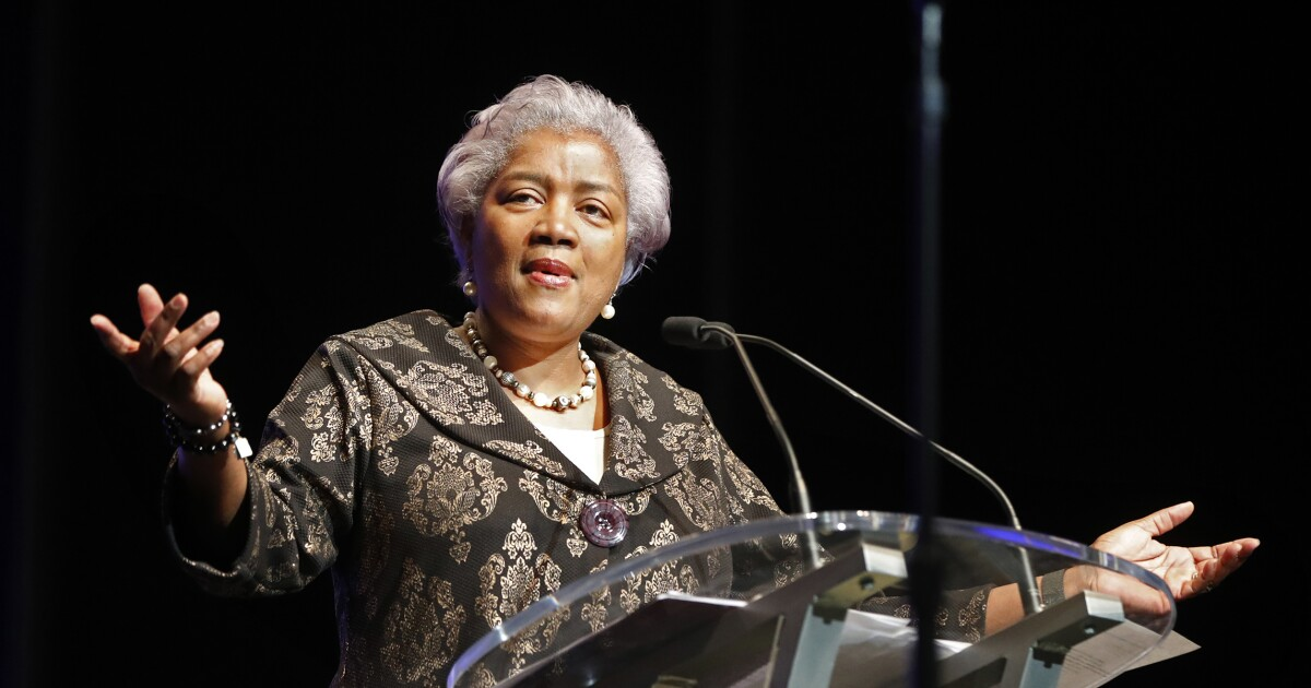 Donna Brazile, fired from CNN for sharing debate question, joins Fox News