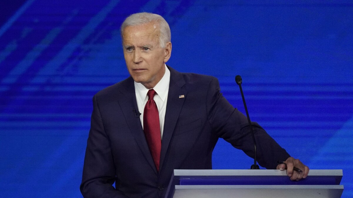 'Is he confusing them?': Biden appears to have mixed up Iraq and Afghanistan in debate