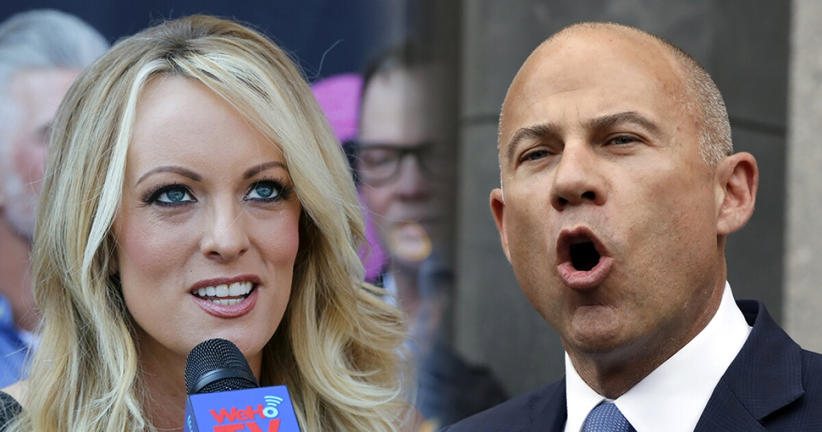 'High-five, yes!': Stormy Daniels reacts to Avenatti guilty ruling