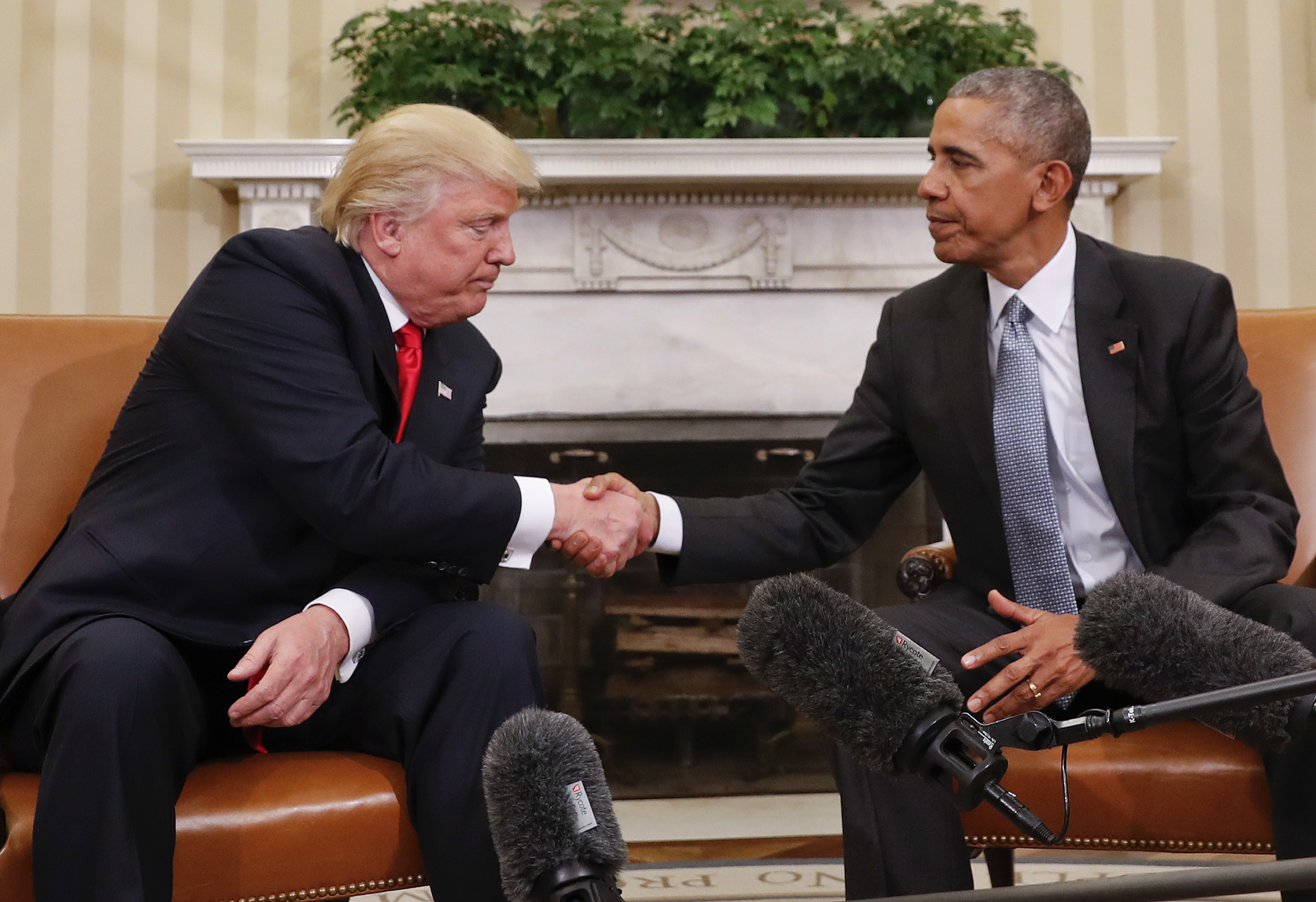 US 'satisfaction' best in 15 years, Trump's high 4-times Obama's low