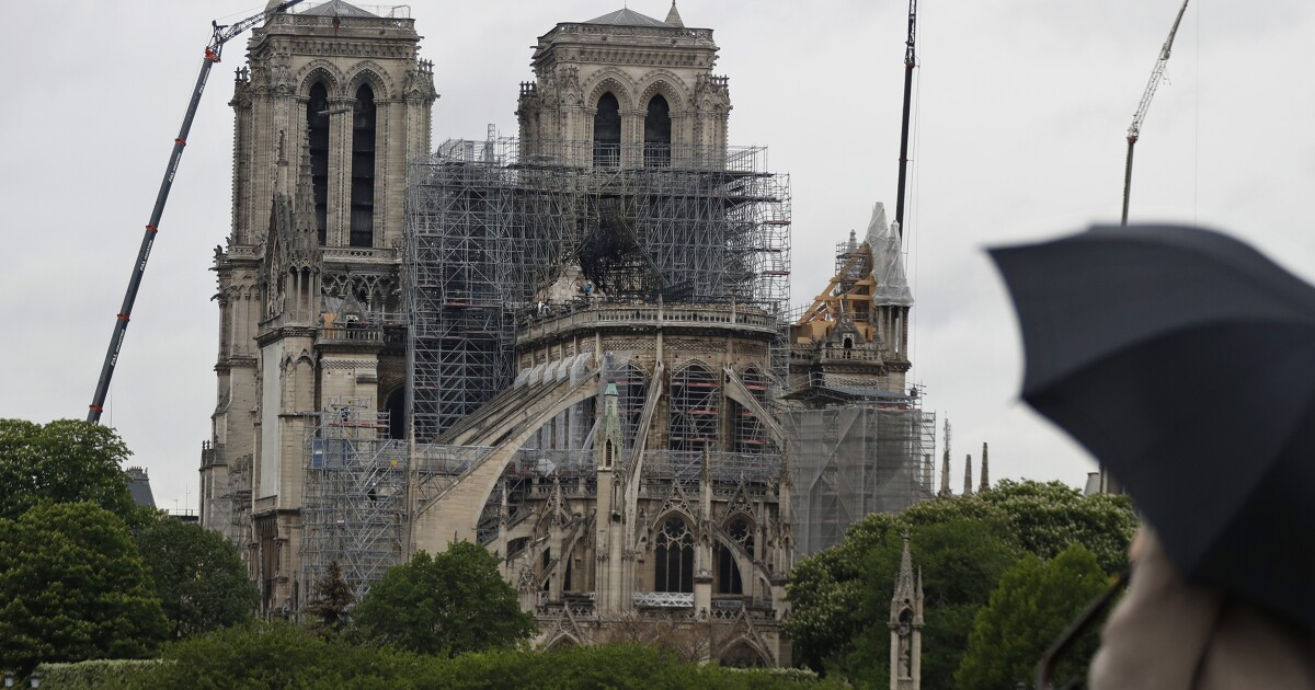 French Senate votes to restore Notre Dame to its original state