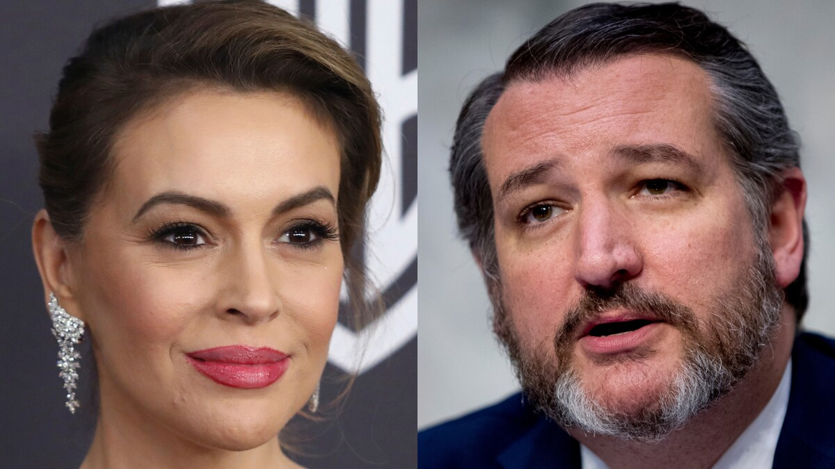If Alyssa Milano and Ted Cruz can have a civil debate, we all can