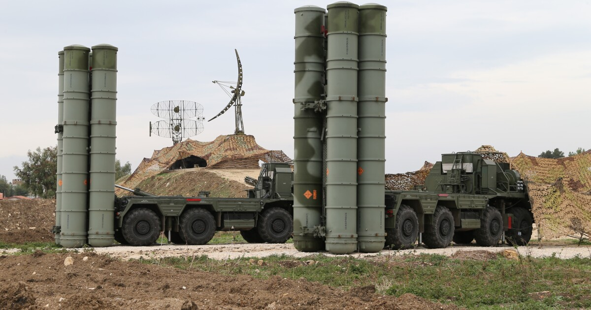 US tries again for Turkish missile deal. But Russia's already won