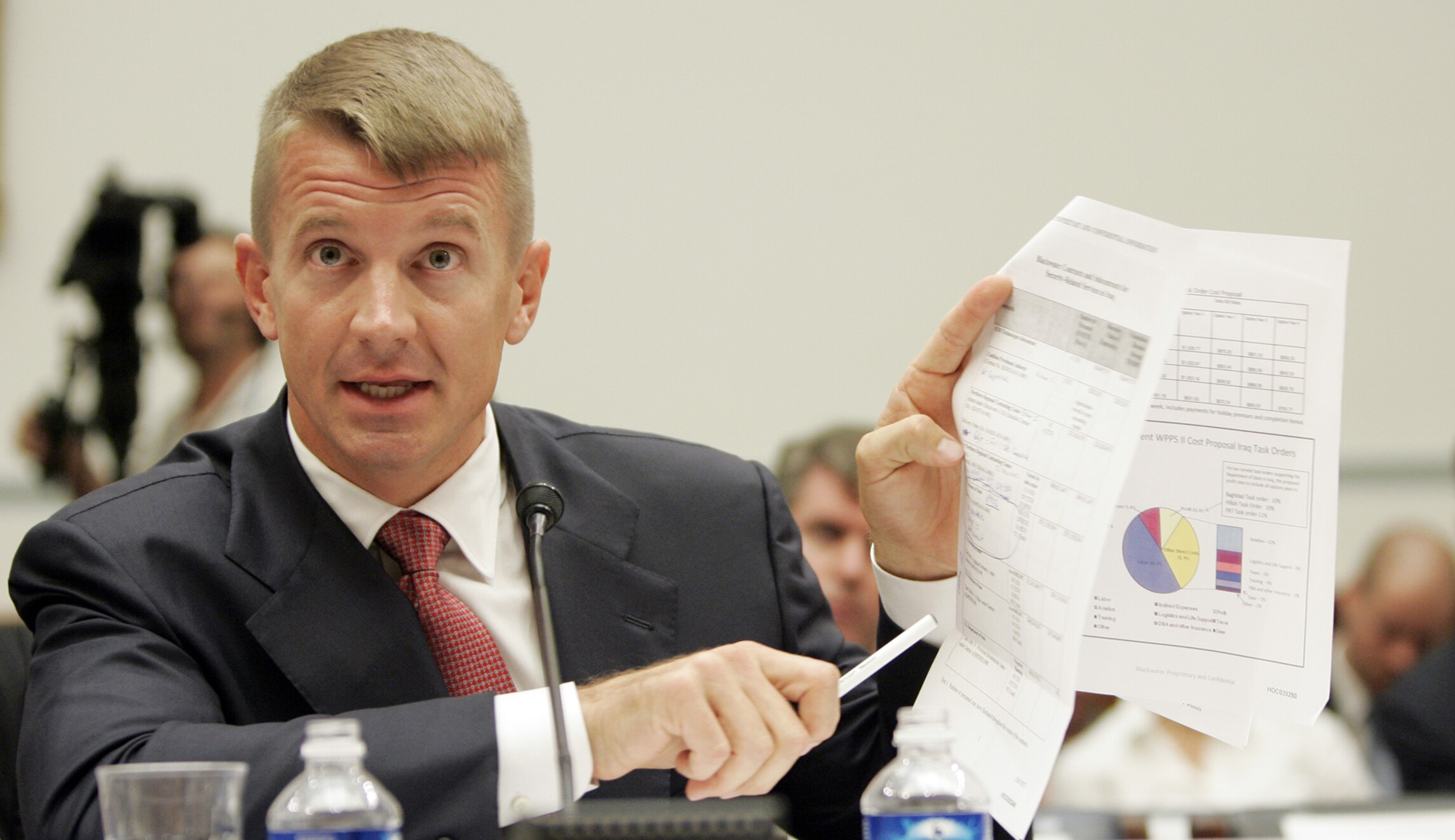 Image result for Erik Prince, photos
