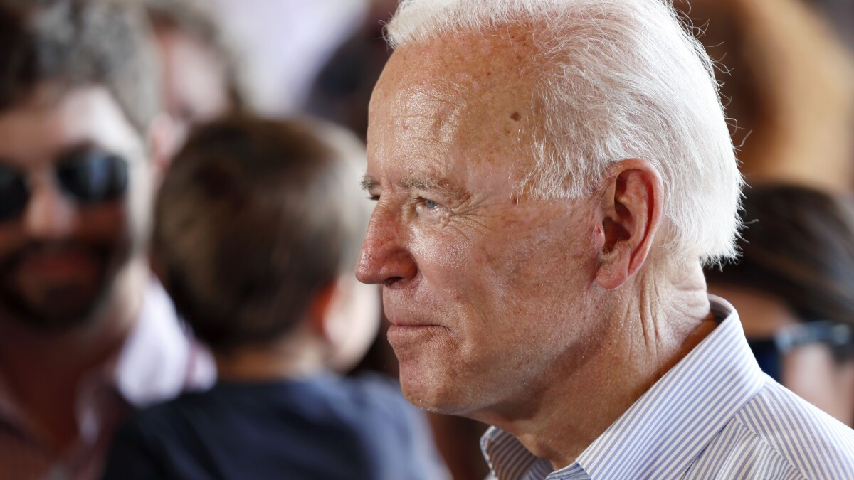Biden campaign hires South Carolina pastor to woo black voters