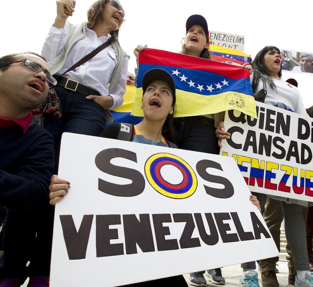 Image result for venezuela, oil workers, despair, photos