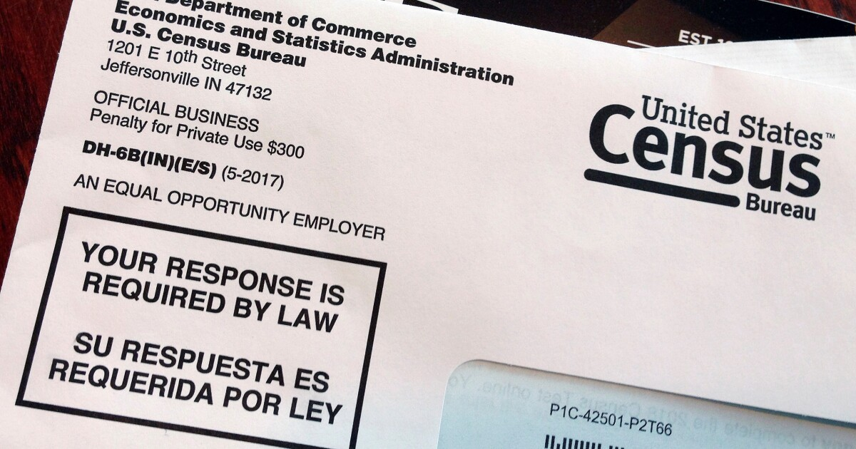 Yes, ask a citizenship question on the census