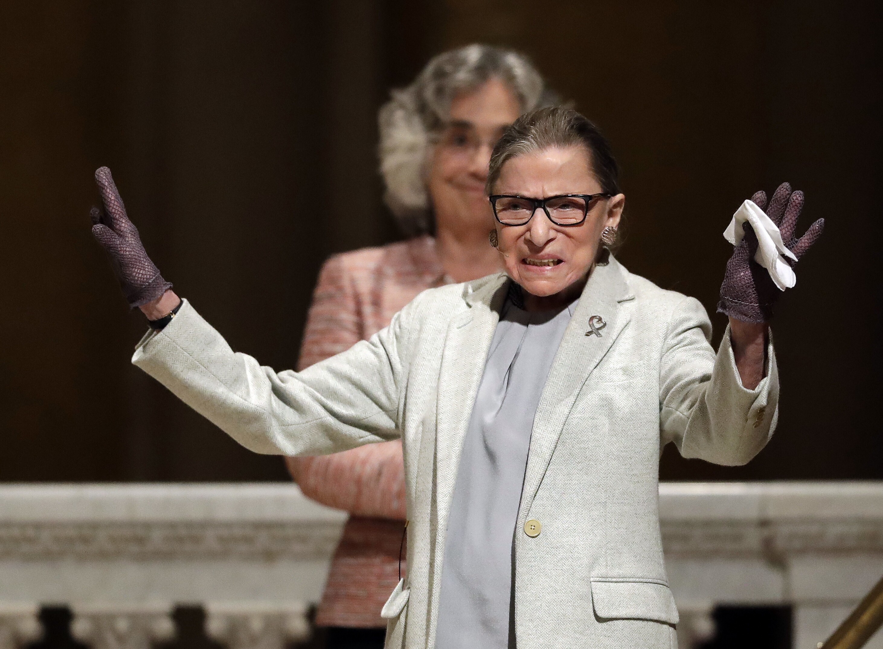 Ruth Bader Ginsburg Challenges Facing Young Women Today More Daunting Than In The 1950s