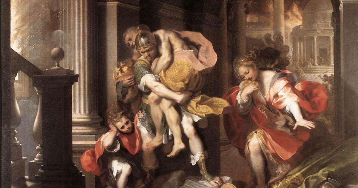 Prufrock:有缺陷的教育排名,莎士比亚假定的厌女症,以及'Aeneid'的含义