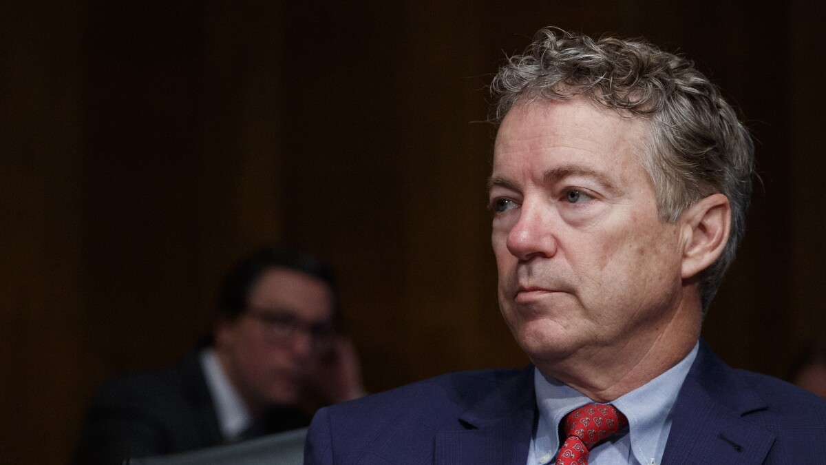 If we want to avoid war with Iran, is Rand Paul Trump's most important adviser?