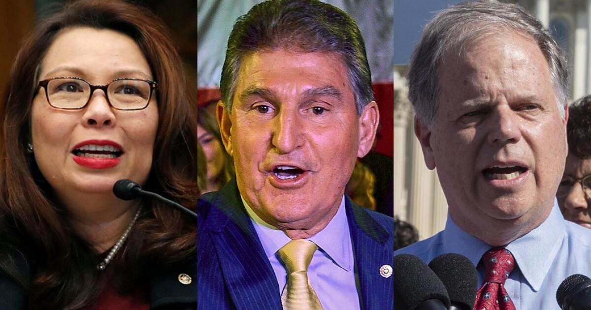 Duckworth, Manchin, Jones get seats on Senate Armed Services