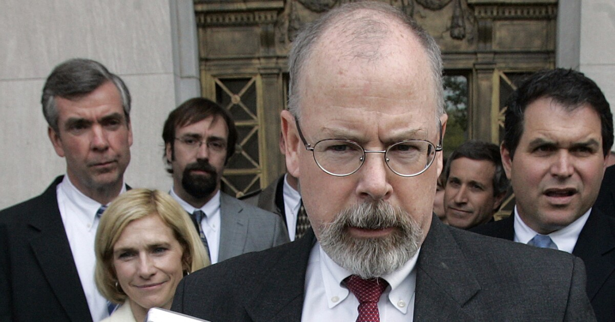 Prosecutor John Durham examining interagency turf war over Obama emails hacked by Russia: Report