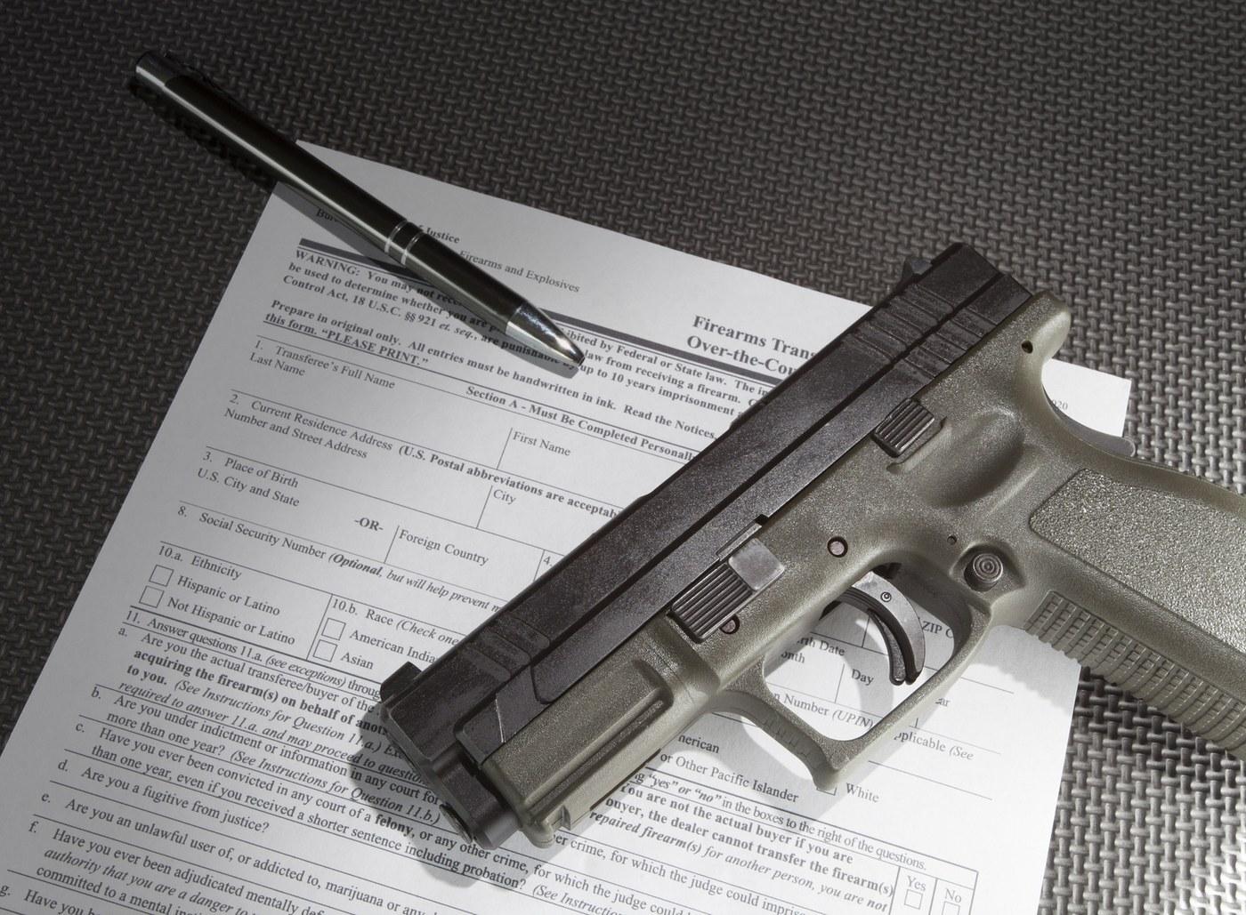 List 13 Gaping Holes In Fbi Gun Background Check System