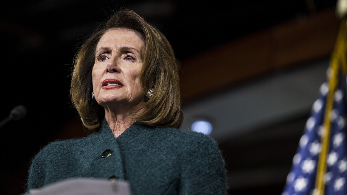 Why is Nancy Pelosi still pushing the debunked Russia hoax?